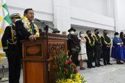 Asamblea Legislativa inaugura nueva infraestructura como símbolo de la construcción plurinacional