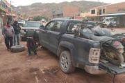 Tarija: Recuperan en Culpina tres motos robadas en Tarija