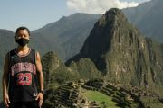 Abren Machu Picchu para un joven japonés varado desde marzo