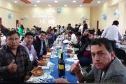 """Exfuncionarias de Leyes afirman que fueron """"invitadas"""" al almuerzo con Evo"""